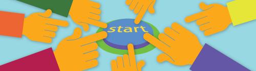 Start izdelave spletne strani